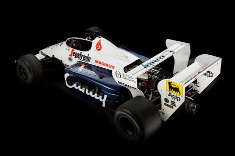 На аукционе продадут автомобиль Формулы-1, на котором пилот выступал в своем дебютном сезоне