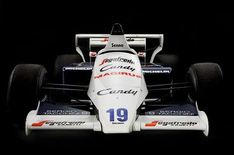 На аукционе продадут автомобиль Формулы-1, на котором пилот выступал в своем дебютном сезоне. Фото 1