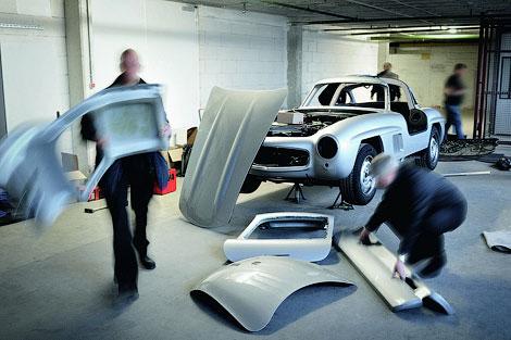 Компания запретила строить копии спорткара без своего разрешения. Фото 1