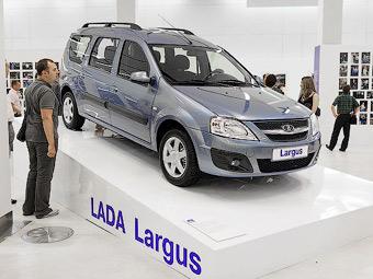 Предзаказы на бюджетные универсалы Lada начнут принимать в мае