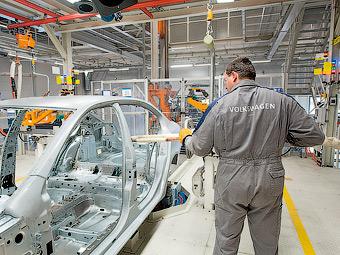 К 2013 году концерн VW увеличит продажи в России в 1,5 раза