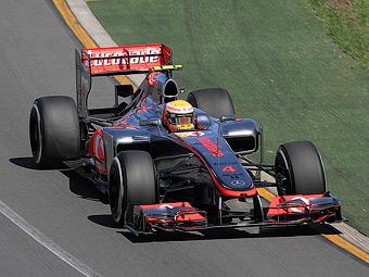 Свободные заезды Формулы-1 в Малайзии выиграл Льюис Хэмилтон
