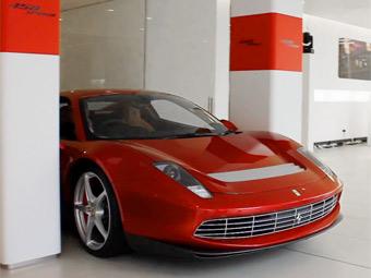 Для Эрика Клэптона построили уникальный суперкар Ferrari