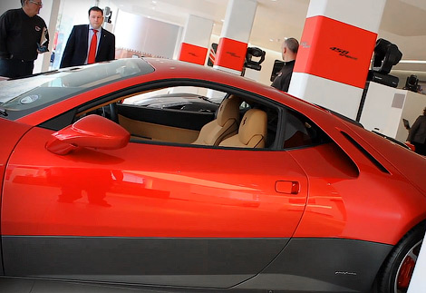 Автомобиль обошелся музыканту в три миллиона фунтов стерлингов. Фото 1