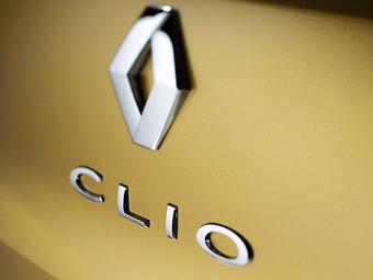 Французы узнали подробности о новом Renault Clio