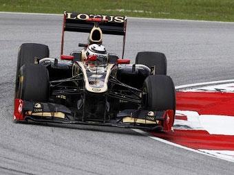 Кими Райкконен потеряет пять мест на старте Гран-при Малайзии