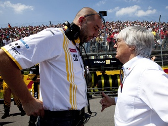 Экклстоун убедил большинство команд Формулы-1 остаться в чемпионате