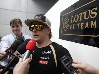 Райкконен не становился совладельцем команды Lotus