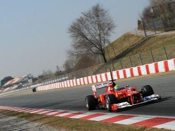 Команда Ferrari откажется от уникальной передней подвески