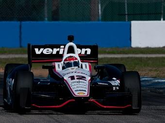 Болиды с моторами Chevrolet заняли пять первых мест в квалификации INDYCAR