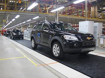 Рабочие российского завода GM вновь заговорили о повышении зарплат