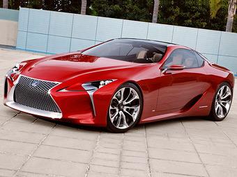 Клиенты заставили Lexus задуматься о выпуске гибридного спорткара