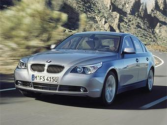"""BMW отзывает 1,3 миллиона """"пятерок"""" и """"шестерок"""""""