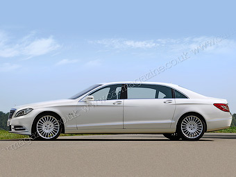 Журналисты узнали подробности о новом семействе Mercedes-Benz S-Class