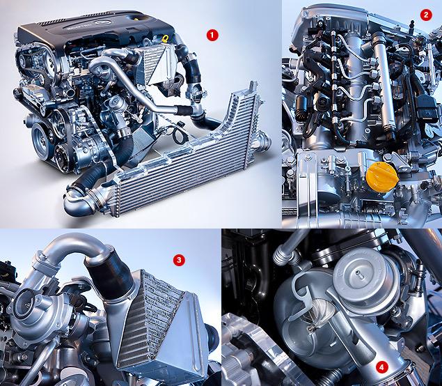 Раскручиваем две турбины дизельной Opel Insignia. Фото 2