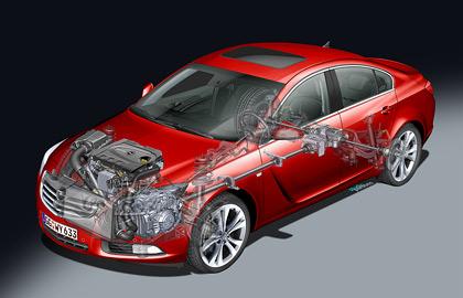 Раскручиваем две турбины дизельной Opel Insignia. Фото 5