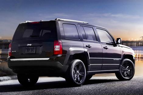 """Новую модификацию Jeep Grand Cherokee, Compass и Patriot назвали """"высотой"""". Фото 4"""