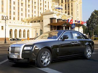 Налоговая служба раскритиковала автомобильный налог на роскошь