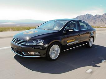 Компания Continental испытала автопилот для автомобилей