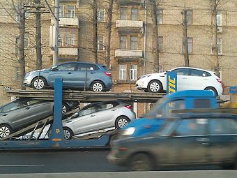 С 1 апреля автодилеры останутся без машин