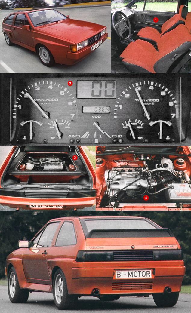 История автомобиля, который едва не выиграл Pikes Peak. Фото 3