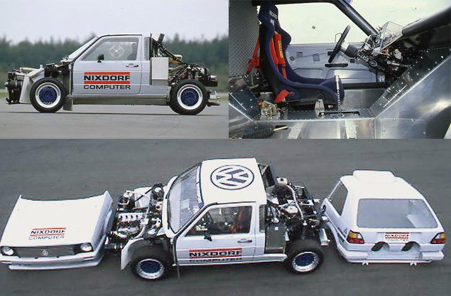 История автомобиля, который едва не выиграл Pikes Peak. Фото 7