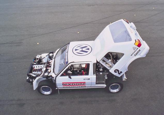 История автомобиля, который едва не выиграл Pikes Peak. Фото 8