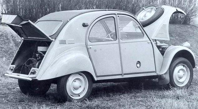 История автомобиля, который едва не выиграл Pikes Peak. Фото 10