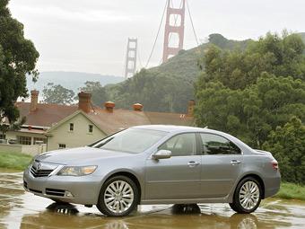 Acura привезет в Нью-Йорк новый флагманский седан