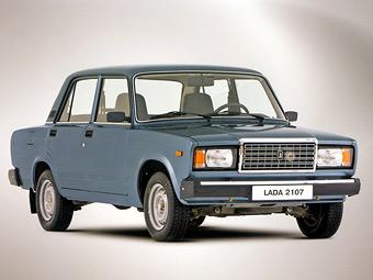 Самой продаваемой подержанной моделью в России стала Lada 2107