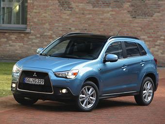 Обновленный Mitsubishi ASX дебютирует в апреле