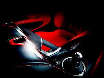 Появилась первая фотография интерьера нового суперкара Viper