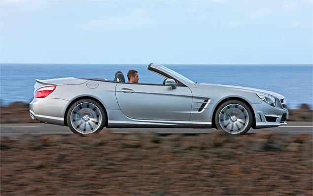 Чему научился Mercedes-Benz SL за шестьдесят лет. Фото 4