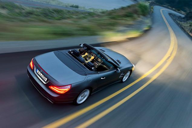 Чему научился Mercedes-Benz SL за шестьдесят лет. Фото 5
