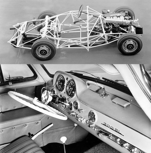 Чему научился Mercedes-Benz SL за шестьдесят лет. Фото 9