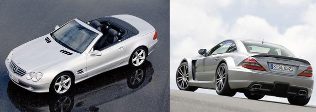 Чему научился Mercedes-Benz SL за шестьдесят лет. Фото 17