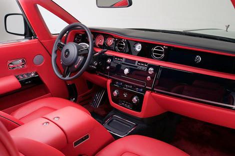 Машину создали в единственном экземпляре по заказу из ОАЭ. Фото 2