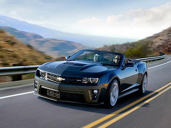 """Компания Chevrolet разобралась с качеством """"заряженных"""" Camaro"""