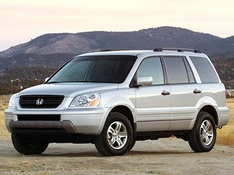 """""""Хонда"""" отозвала в США полмиллиона автомобилей"""