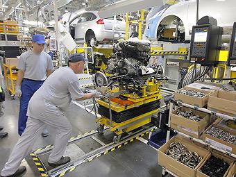 На расширение производства в России Peugeot потратит 320 миллионов евро