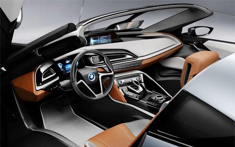 Дебют родстера BMW с гибридной силовой установкой состоится в Пекине. Фото 1