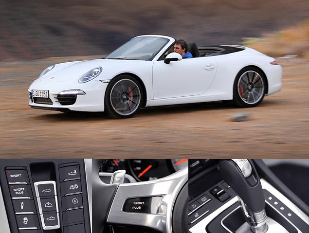 Знакомство с Porsche 911 на примере кабриолета. Фото 3