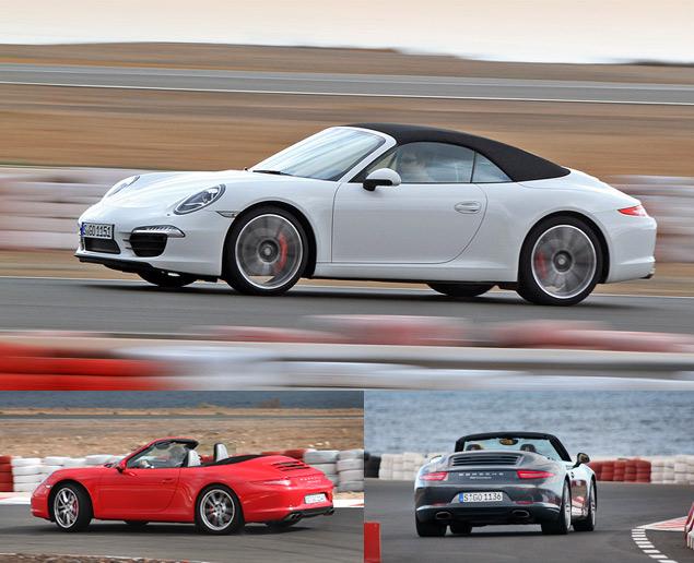 Знакомство с Porsche 911 на примере кабриолета. Фото 4
