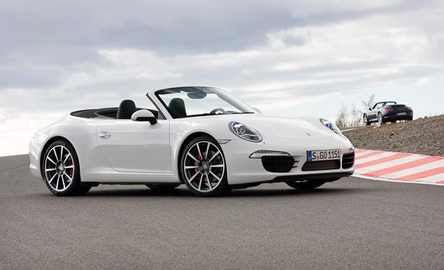 Знакомство с Porsche 911 на примере кабриолета. Фото 5