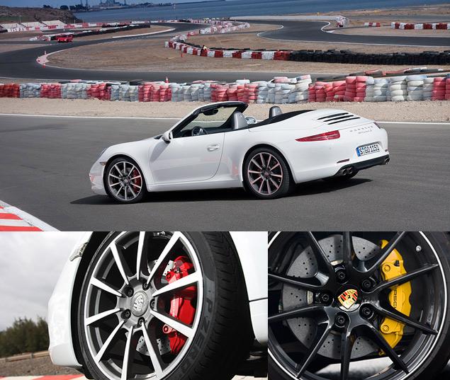 Знакомство с Porsche 911 на примере кабриолета. Фото 6