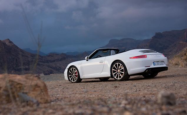 Знакомство с Porsche 911 на примере кабриолета. Фото 7