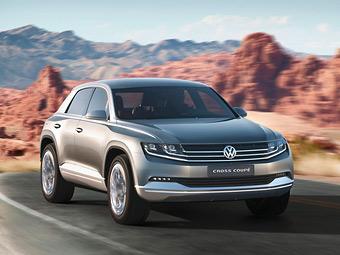 Новый VW Tiguan получит стильную версию