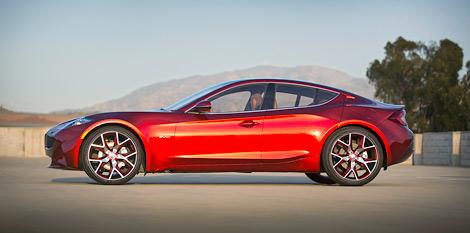 Американская компания официально представила прототип модели Atlantic