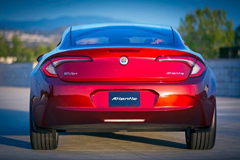 Американская компания официально представила прототип модели Atlantic. Фото 2