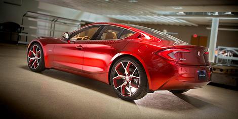 Американская компания официально представила прототип модели Atlantic. Фото 3